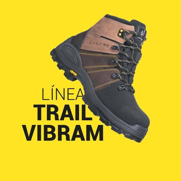 Línea TRAIL VIBRAM