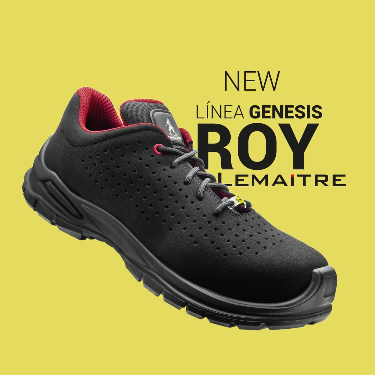 Roy Línea Genesis Lamaitre